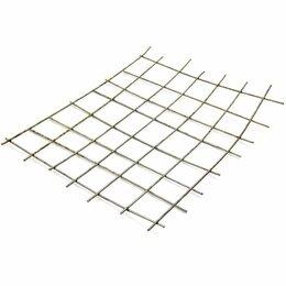 Металлопрокат - Сетка сварная 50х50мм d=3мм, (0,51х1,5м), 0