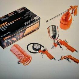 Прочие пневмоинструменты - Набор пневматический wester stg-10 (5 шт), 0