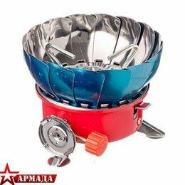 Туристические горелки и плитки - Портативная газовая плита YC-301 Yanchuan, 0