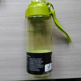 Бутылки - Бутылка для воды с пластиковой колбой, 0