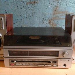 Проигрыватели виниловых дисков - Виниловый проигрыватель кантата 205, 0