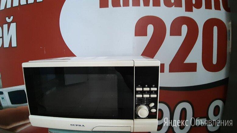 Микроволновая печь supra 23tsg38 по цене 2850₽ - Микроволновые печи, фото 0
