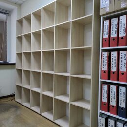 Шкафы для документов - Стеллажи ячейки для документов шкаф бухгалтерский Производство, 0