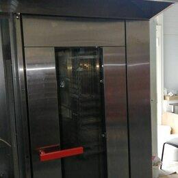 Жарочные и пекарские шкафы - Печь ротационная конвекционная муссон-ротор 55Р-01, 0