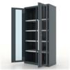 Шкаф инструментальный Ferrum Premium 13.2082, двери со стеклом, 8 полок по цене 61519₽ - Наборы инструментов и оснастки, фото 1