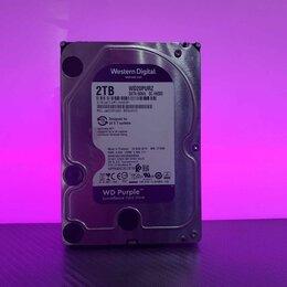 Диски - HDD 3.5 WD WD20purz 2Tb, 0