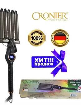 Щипцы, плойки и выпрямители - Пятиволновая Плойка для Волос Cronier CR-2027, 0