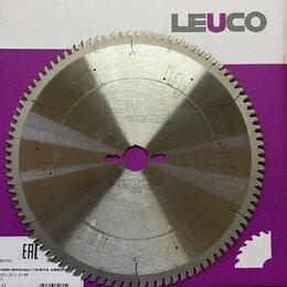Дисковые пилы - Пила дисковая с напайками 300х30 z=96 Leuco topline LowNoise 192779 (5гр), 0