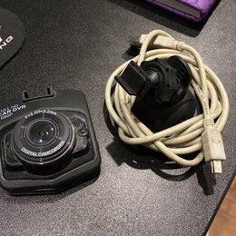 Видеорегистраторы - Видеорегистратор full HD1080p, 0