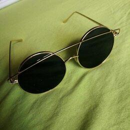Очки и аксессуары - Фирменные(Hand Made) круглые очки от солнца, 0