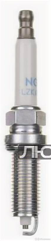 NGK-NTK LZKAR7A Свеча зажигания стандарт  по цене 434₽ - Двигатель и топливная система , фото 0