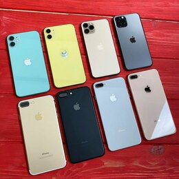 Мобильные телефоны - iPhone 11/11Pro/11Pro Max/X/XS/XR/XS Max/8+/7+/8/7/6S/6/5S, 0