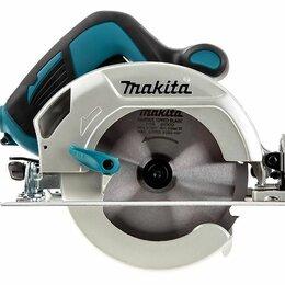 Дисковые пилы - Makita Пила циркулярная Makita HS6601, 0
