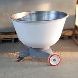 Краны для воды - Дежа ДУ330 (угл) чугунная каретка полиуретановые колеса, 0