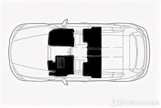 Коврик Norplast в багажник Toyota Mark X (2004-2009) прав.руль текстиль (арт.... по цене 2945₽ - Аксессуары для салона, фото 0