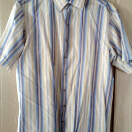Рубашки - Мужская рубашка, размер 48-50 (L), 0