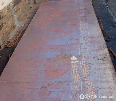 Лист горячекатаный 35х2000х5000 ст. 30ХГСА по цене 44200₽ - Металлопрокат, фото 0