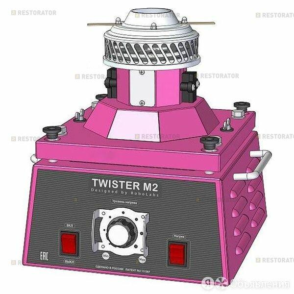 ТТМ Аппарат для сахарной ваты ТТМ Twister M2 по цене 37410₽ - Прочее оборудование, фото 0