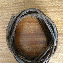 Аксессуары и запчасти - Ремень кожаный приводной для швейных машин новый 9м 70см, 0