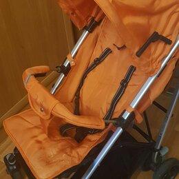 Коляски - Коляска Jetem London оранжевая прогулочная, 0