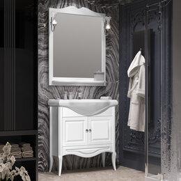 Готовые строения - Мебель для ванной Opadiris Брунелла 80, 0