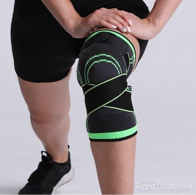 "Наколенник, Бандаж коленного сустава ""Двигайся легко"" Оптом по цене 270₽ - Спортивная защита, фото 0"