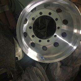 Шины, диски и комплектующие - Диски  Алюминиевые Литые ALCOA  22.5 х 11,75 х 10 , 0