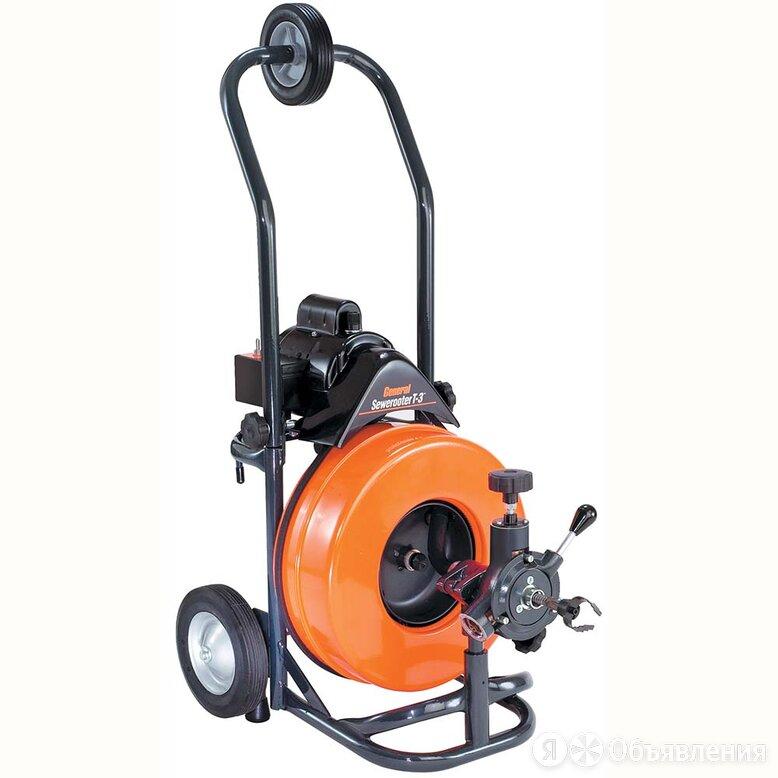 Электромеханический прочистной аппарат P-T3-D (Крот-T-3) «General Pipe Cleaners» по цене 112300₽ - Инструменты для прочистки труб, фото 0
