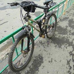 Велосипеды - Стелс Челленджер 26 двухподвесной , 0