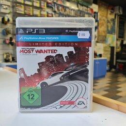 Игры для приставок и ПК - Need For Speed Most Wanted 2012 PlayStation 3 б.у, 0