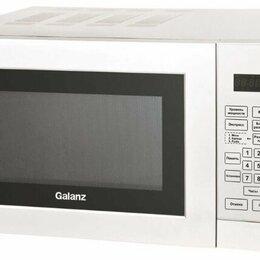 Микроволновые печи - СВЧ печь Galanz MOG-2042S (эл.белая.соло), 0