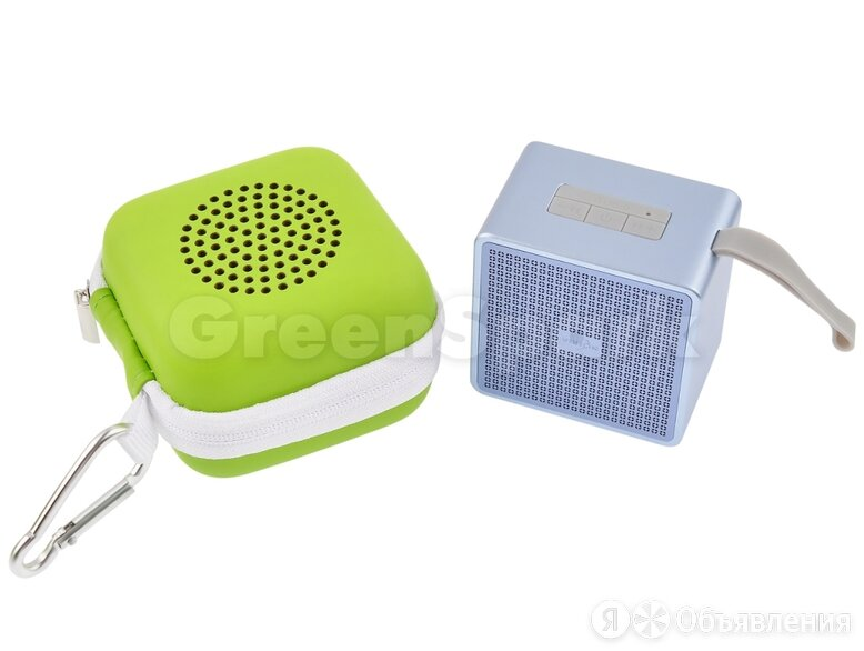 Колонка-Bluetooth VIXION A105 (синий) по цене 990₽ - Акустические системы, фото 0