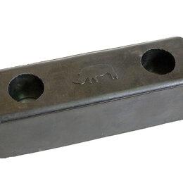 Отбойные молотки - Отбойник (резиновый/252х80х67мм), 0