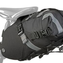 Защита и экипировка - Велоподсумок AUTHOR A-S3152 SUMO X9, подседельный, быстросъемный, раскладной, , 0