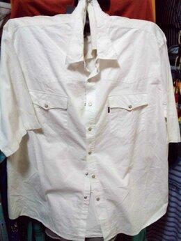 Рубашки - Рубашка новая большого размера , 0