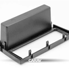 Переходная рамка CARAV 11-027 | 1 DIN, OPEL Meriva (2003-2010) по цене 1000₽ - Автоэлектроника и комплектующие, фото 2