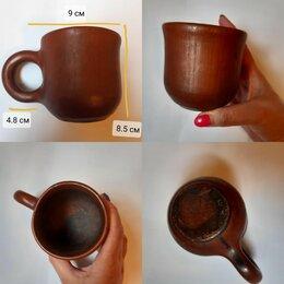 Кружки, блюдца и пары - Глинянная кружка для кофе, 0