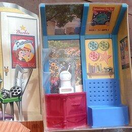 Игрушечная мебель и бытовая техника - Комната для Барби, 0