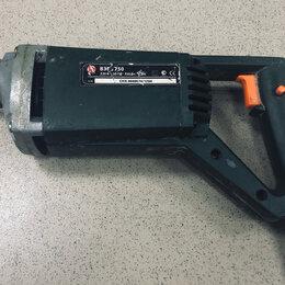 Глубинные вибраторы - Вибратор электрический ручной калибр ВЭР- 750, 0
