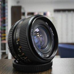 Объективы - Широкоугольный объектив MC Seimar 28mm 1:2.8, 0