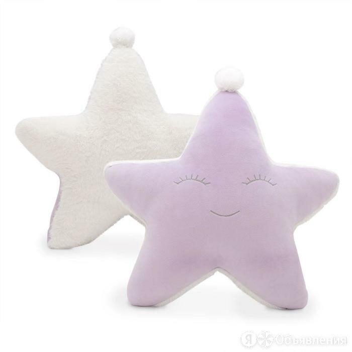 Мягкая игрушка-подушка 'Звезда' по цене 1180₽ - Мягкие игрушки, фото 0