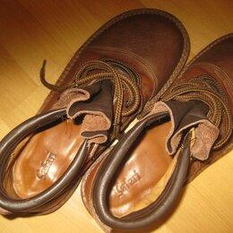 Ботинки - Ботинки SAFARI. Кожа. , 0