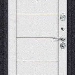 Входные двери - Дверь входная Porta S 4.Л22 ЗАКАЗ Graphite Pro/Virgin, 0