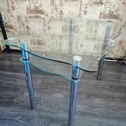 Мебель для кухни - Стеклянный стол, 0