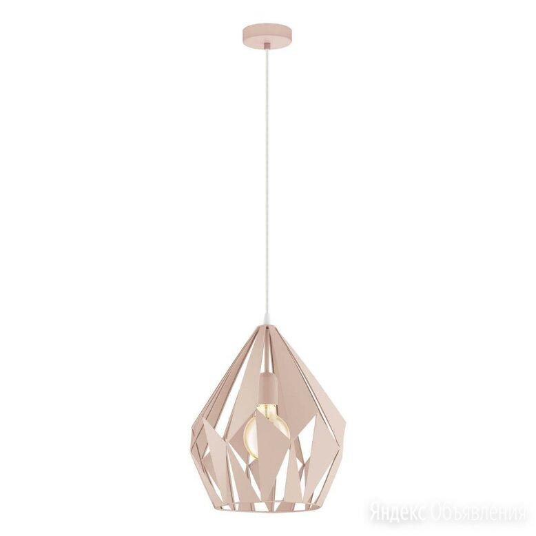 Подвесной светильник Eglo Carlton-P 49024 по цене 9890₽ - Интерьерная подсветка, фото 0