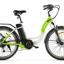 Мото- и электротранспорт - Электровелосипед, 0