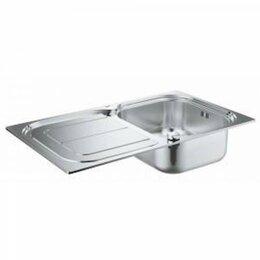 Кухонные мойки - мойка из нержавеющей стали grohe k300 31563sd0, 0