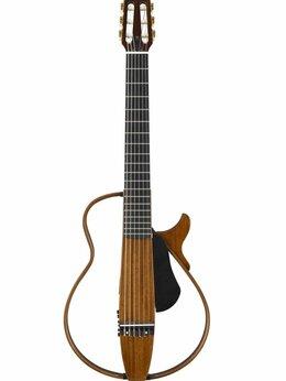 Акустические и классические гитары - Yamaha SLG200NW NA электроакустическая гитара,…, 0