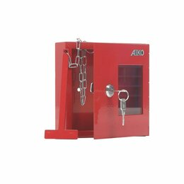 Настенные ключницы и шкафчики - Ключница пожарная, 0