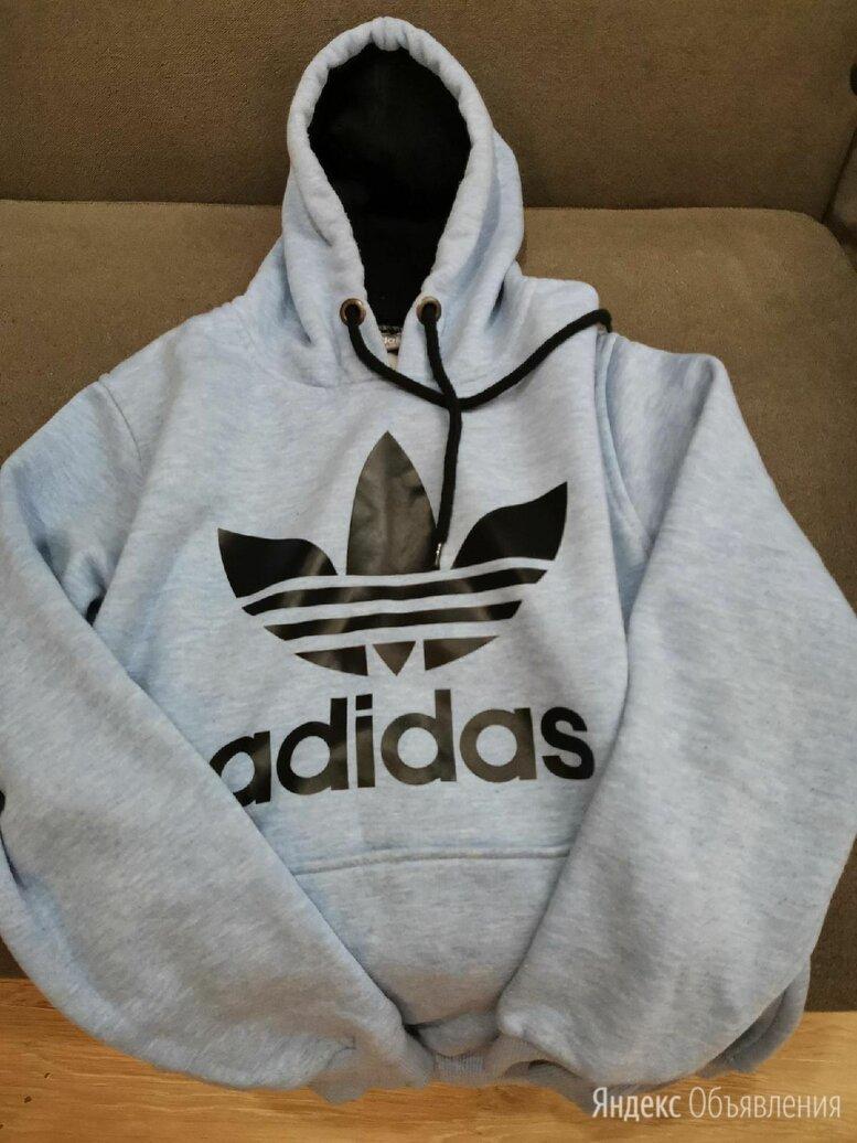 Худи Adidas L по цене 900₽ - Толстовки, фото 0